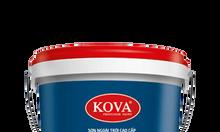 Sơn ngoại thất KOVA CT -04 giá rẻ  đại lý sơn chống thấm KOVA giá rẻ