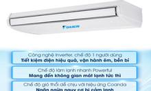 Chuyên cung cấp máy lạnh chính hãng- Máy lạnh áp trần daikin