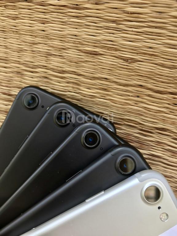 iphone 7 bản lock 32gb hàng keng, nguyên áp, BH Apple dài