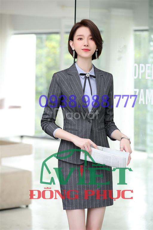 Xưởng may đo và thiết kế đồng phục Quản lý giá rẻ, chất lượng, uy tín