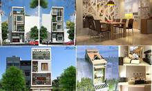5 mẫu thiết kế nhà phố 5x16m sang trọng cho năm 2020