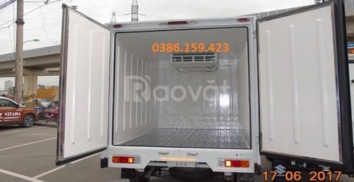 Xe tải thùng đông lạnh suzuki 500kg, suzuki carry pro 500kg 2020.