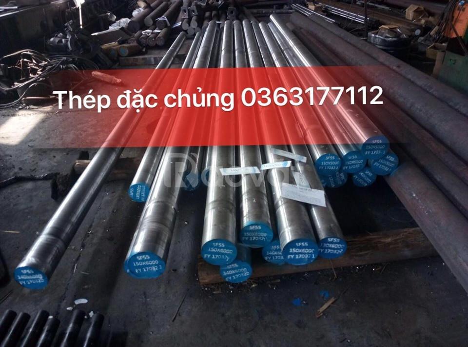 Cách mua hàng rèn cacbon S45C, S50C, S60C, SF55, SF55W hàng loại 1
