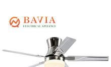 Đèn quạt trang trí BAVIA 6020BN