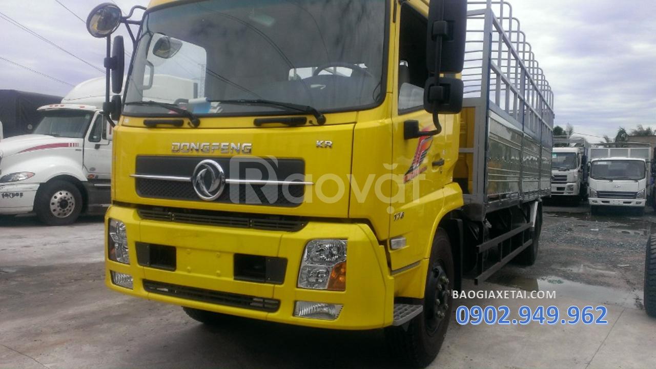 Xe tải Dongfeng 9T+Dongfeng thùng 7m5 - Giá giảm 20 triệu