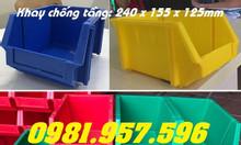 Khay nhựa chống tầng, khay nhựa 717, khay nhựa A6