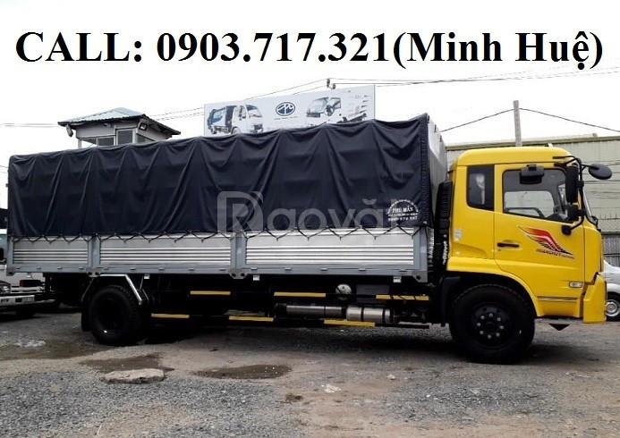 Bán xe tải DongFeng 10 tấn Hoàng huy nhập khẩu 2020
