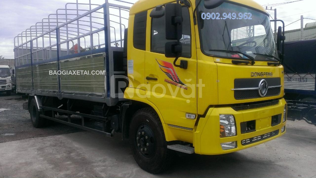Xe tải Dongfeng 9 tấn - Dongfeng thùng 7M5 Giảm giá 20 triệu