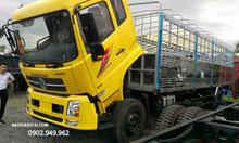 Xe tải dongfeng 9 tấn thùng 7,5 m