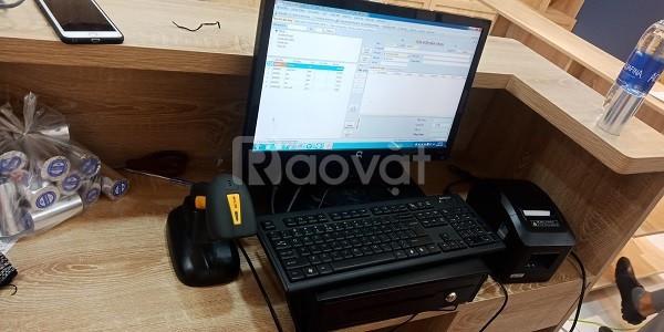Máy tính tiền cho  siêu thị mimi giá rẻ tại Quảng Ngãi