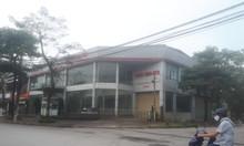 Cho thuê nhà mặt phố 2 tầng, 2 mặt tiền rộng, DT 1600m2