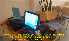 Bán máy tính tiền giá rẻ cho quán trà chanh tại Bình Thuận