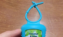 Rửa tay khô Hand Sanitizer Coconut Lime 88ml Mỹ