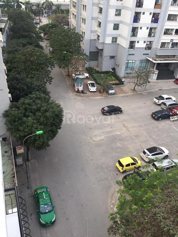 Bán nhà Hồ Tùng Mậu 60m 7tầng kinh doanh ô tô kinh doanh vỉa hè