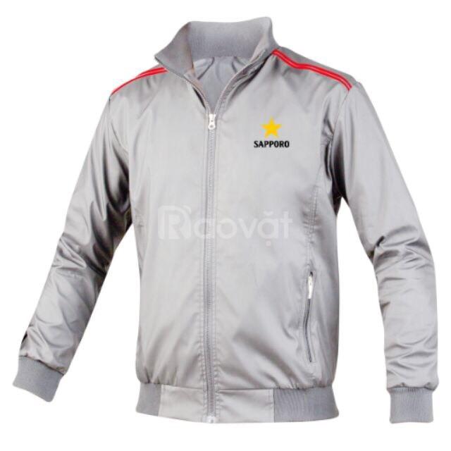 May áo khoác quà tặng quảng cáo cho các doanh nghiệp