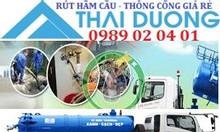 Rút hầm cầu thành phố Hồ Chí Minh 0901.665.679