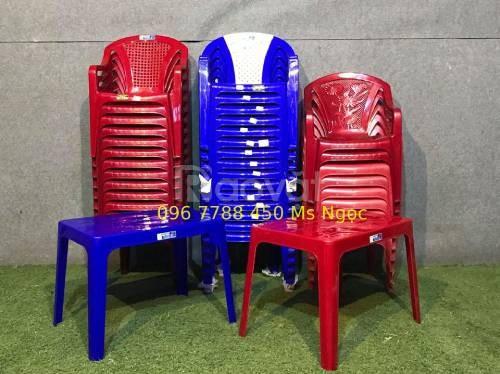 Bàn ghế nhựa đan mây giá rẻ giao toàn quốc