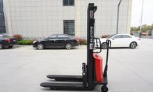 Xe nâng bán tự động Sagolifter 1.5 tấn - xe nâng giá rẻ