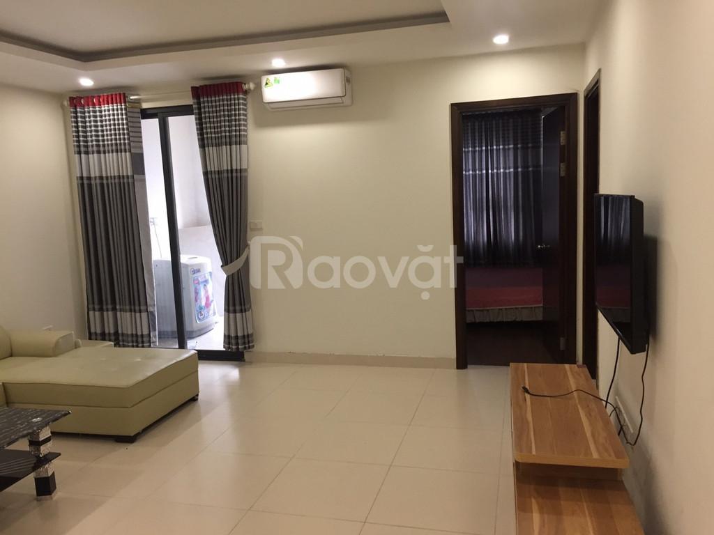 Cho thuê căn hộ Hoàng Mai, 80m, 3N-2WC, full đồ, ở ngay