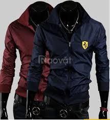 Đặt may áo khoác gió gấp theo yêu cầu tại TPHCM