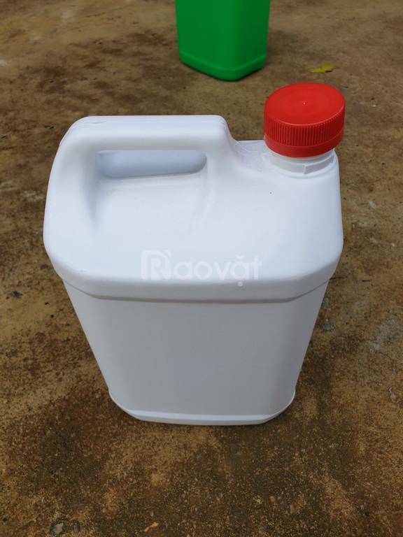 Thùng nhựa 1000L, tank nhựa 1000L , IBC 1000L (ảnh 2)