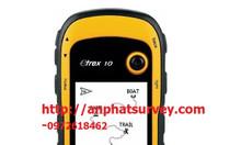 Máy đo diện tích cầm tay GPS Gamin Etrex 10