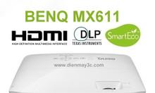Máy chiếu BenQ MX611 kết nối  với điện thoại thông minh Smartphone