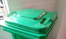 Thùng rác 240 lít | thùng đựng rác 240 lít.