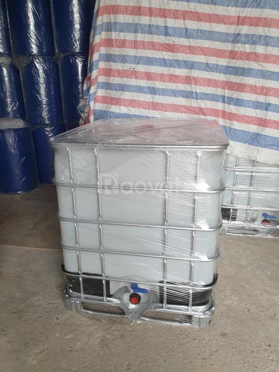 Thùng nhựa 1000L, tank nhựa 1000L , IBC 1000L (ảnh 5)