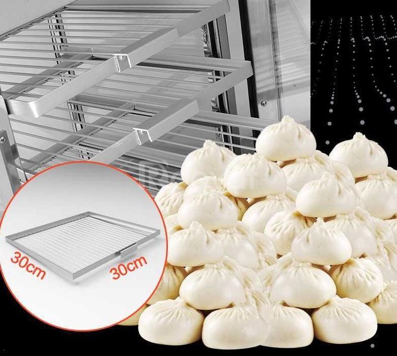 Tủ hấp bánh bao 5 khay  (ảnh 4)