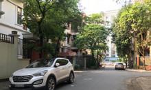 Bán biệt thự khu đô thị mỹ đình căn góc hai mặt thoáng