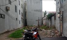Bán mảnh đất phân lô Cổ Nhuế 48m vuông vắn, ô tô đỗ cửa