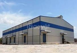 Dịch vụ vệ sinh nhà xưởng An Hưng tại Cụm CN Bình Chuẩn