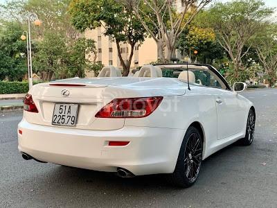 Lexus IS250C sản xuất 2011 siêu hiếm, một đời chủ mua mới và bảo dưỡng