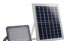 Đèn led pha năng lượng mặt trời công suất 100w