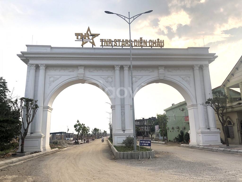 Chính chủ cần bán lô đất đẹp tại dự án TNR Star Diễn Châu
