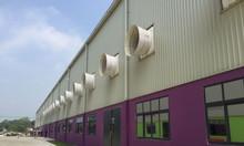 Thông gió làm mát nhà xưởng công nghiệp hiệu quả hiện nay