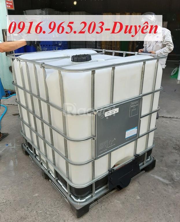 bán bồn nhựa 1 khối đựng nước sinh hoạt