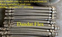 Ống mềm bọc inox, Ống thép mềm luồn dây điện, Khớp nối mềm inox 304