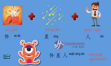 Học tiếng Trung cùng atlantic chỉ với 900k