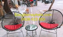 Bàn ghế acapulco- bàn ghế ban công
