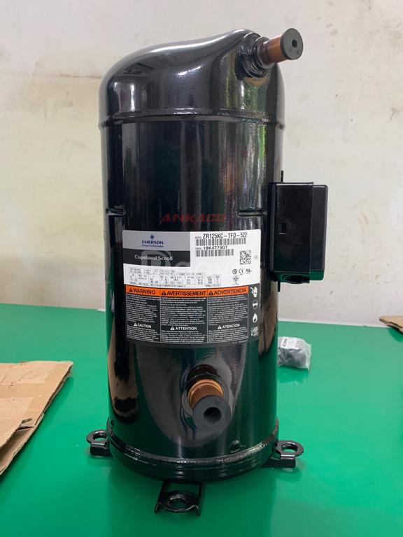 Cung cấp Block Copeland 10hp ZR125 cho máy lạnh nhà xưởng