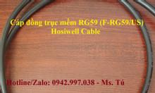 Cáp đồng trục mềm  RG59 (F-RG59/US) cho camera trong thang máy