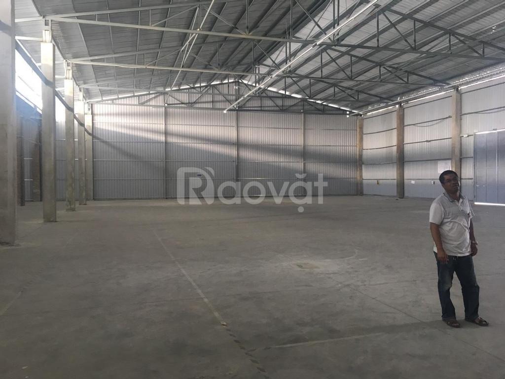 Cho thuê kho xưởng đường Phú Đô, Nam Từ Liêm 135m2 11tr/th