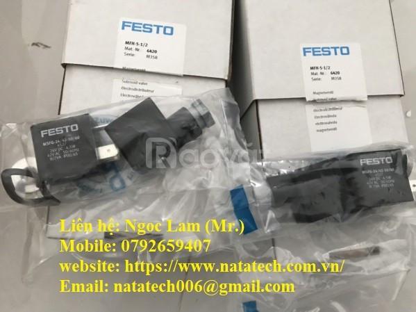 Van điện từ Festo MFH-5-1/2 chính hãng Festo