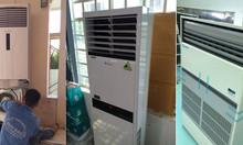 Máy lạnh tủ đứng - Thi công lắp đặt máy lạnh giá rẻ tại miền nam
