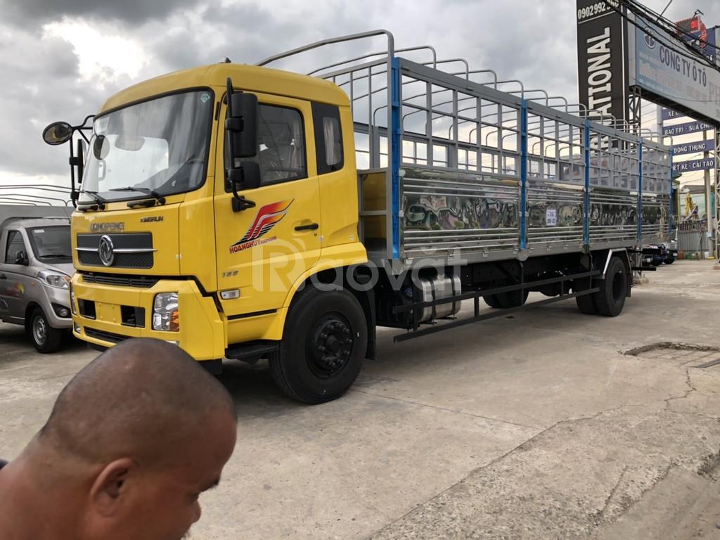 Giá bán xe tải Dongfeng 9T+Bình Dương-375.000.000VNĐ