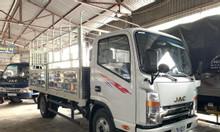 Xe tải jac 1 tấn 9 thùng mui bạt 4m3 giá rẻ