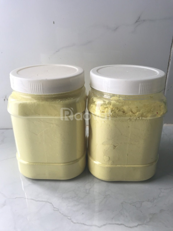 Tinh bột nghệ nguyên chất 100% hộp 0,5kg