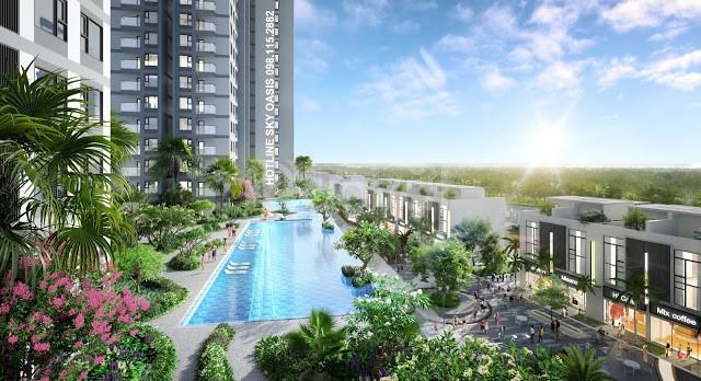 Chương trình Đăng ký sớm chờ ra mắt toà S2 - Sky Oasis Ecopark
